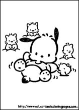 Download 10 best images about Pochacco on Pinterest   Coloring pages, Godzilla and Embroidery ideas