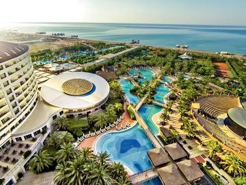 Royal Wings Hotel, Turkey, Antalya, Lara Beach