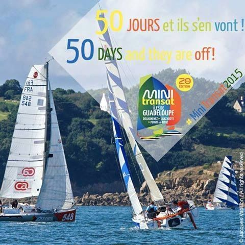 The #Minitransat Race is getting closer every day, & with resting a bad injury to a couple of fingers on his hand, Romain Mouchel-Navigateur is hoping to be fit and well to still participate in Sept. We have all our fingers crossed at Techno Craft S.L. Follow Romain and the minitransat Race here: http://www.minitransat.fr/skipper/romain-mouchel www.technocraftsl.com #marinescaffold