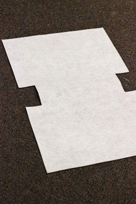 Free Purse Patterns: Monogram Tote Bag Pattern! - Sweet T Makes Three