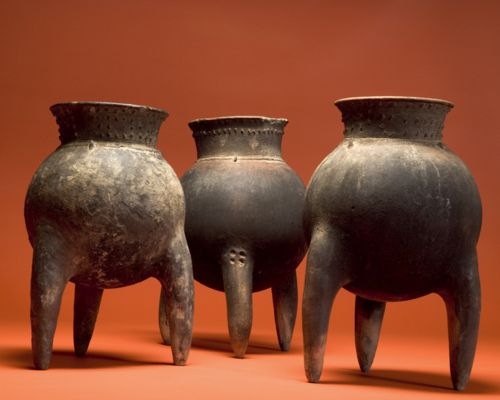 African Pottery Historic Africa African Pottery