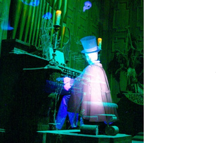 test image of ghostly organ