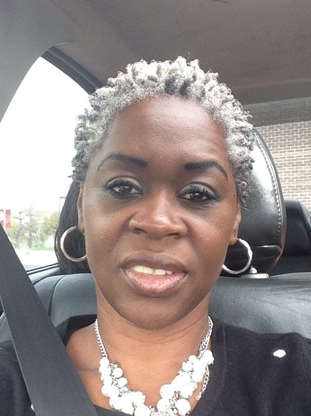 Grey Hair African American Woman: 141 Best Images About Good Black Don't Crack On Pinterest