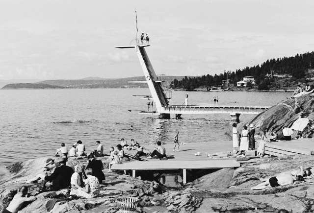 Badeliv Ingjerdstrand bad