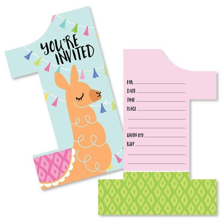 einladungskarte 1 geburtstag | einladungskarten 1