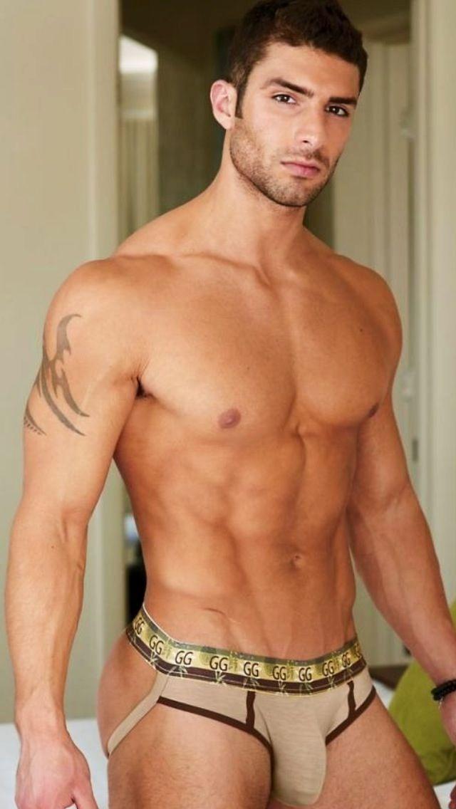 Hot Male Model Nude 81