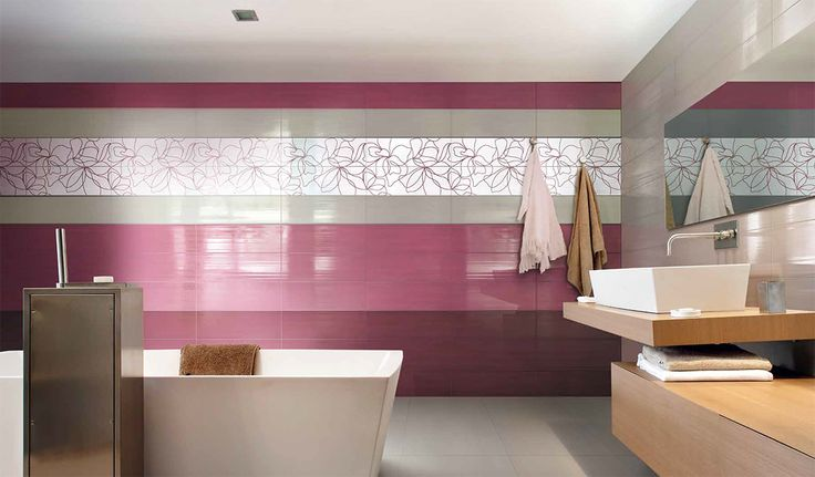 The simple and modern look makes #Soul a very popular and versatile #WallTile, perfect to enhance #bathrooms and design environments. #WallTiles #SoulCyan