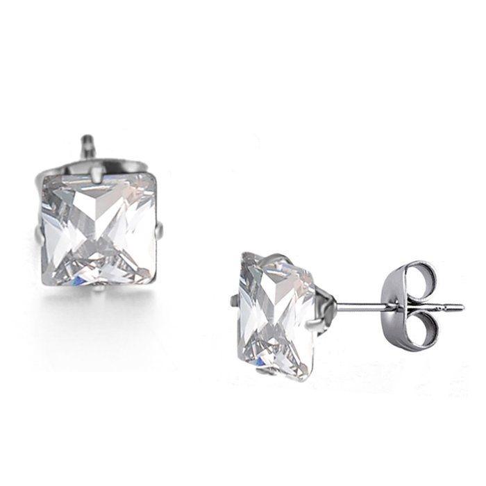 modern earrings for men