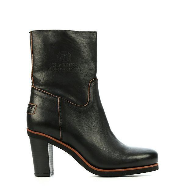 Shabbies Amsterdam leren half hoge laarzen? Bestel nu bij wehkamp.nl