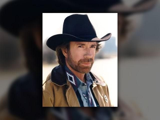 Chuck Norris - An old joke says the six branches of the military are the Army, Navy, Air Force, Marines, Coast Guard and Chuck Norris. But tough guy Norris served four years in the U.S. Air Force, from 1958-1962. While stationed in Korea, he began studying karate. (Source: TriStar)
