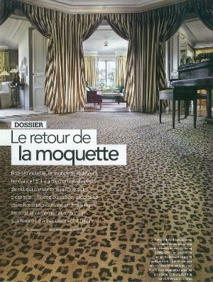 One day my home will be carpeted throughout with leopard print carpet...<3