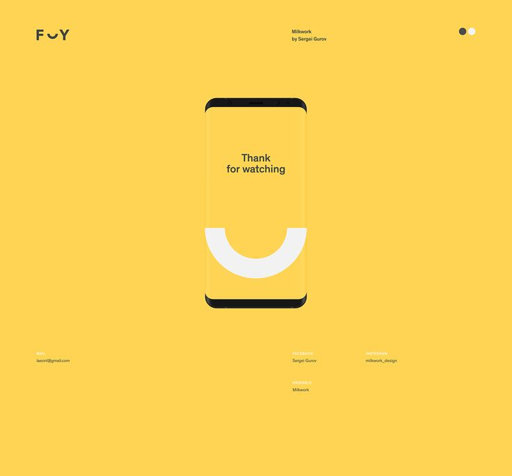 F-Y. Formerly Yes on Behance
