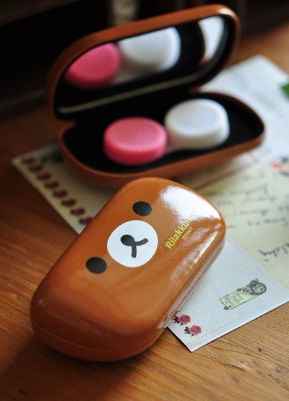 17 best ideas about contact lens cases on pinterest tech gifts contact lens brands and kawaii. Black Bedroom Furniture Sets. Home Design Ideas