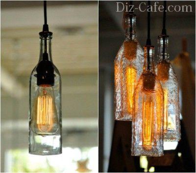 дизайнерские светильники стекло в виде сосуда - Поиск в Google