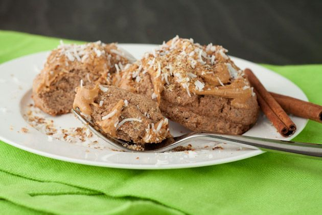 Grain-free Ginger Spice Muffin Tops