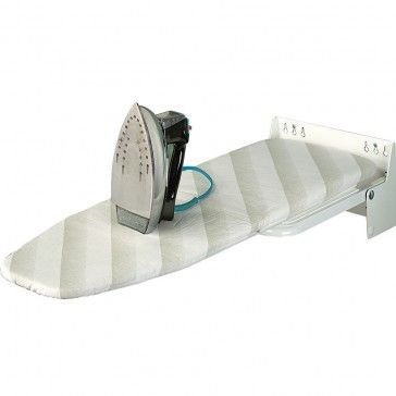 Wall-Mounted Fold-Up Ironing Board - Rockler Woodworking Tools