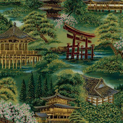 Robert Kaufman - Oriental Traditions 4 EJJM-5865-7 GREEN