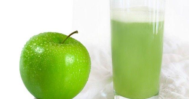 Astımın doğal ilacı elma suyu