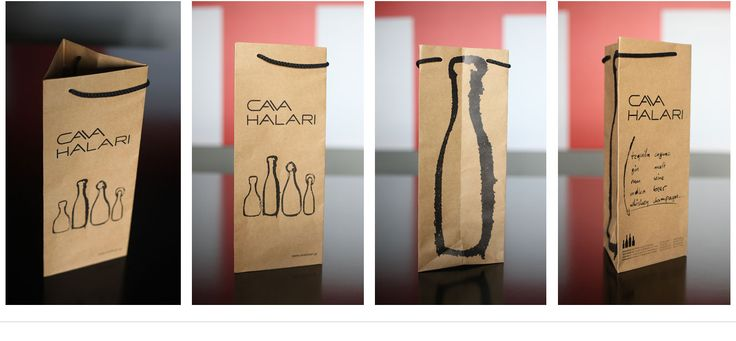 paper bags for CAVA HALARI