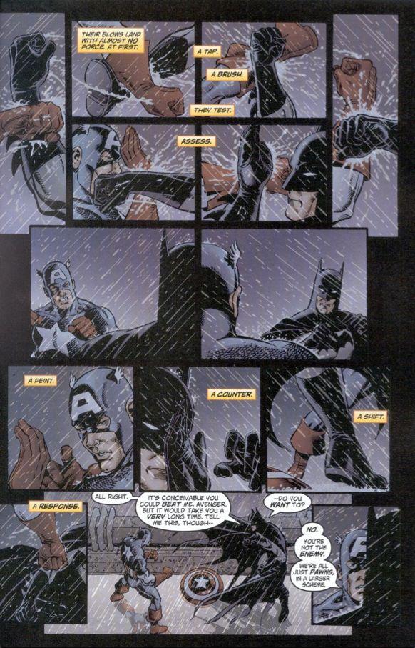 JLA vs Avengers