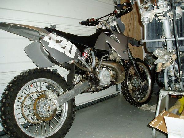 KTM 200 exc; ?Thumper? | Adventure Rider