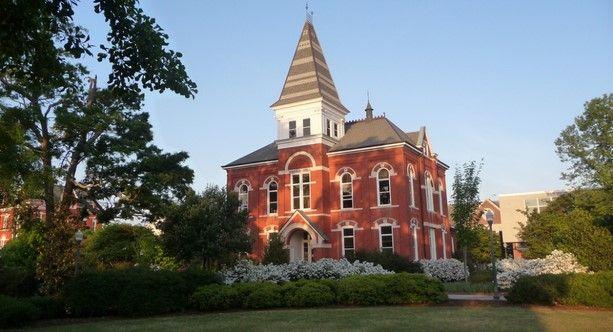 43....Auburn-Campus Auburn Alabama Usa