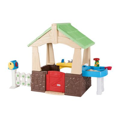 1000 Ideas About Little Tikes Playhouse On Pinterest