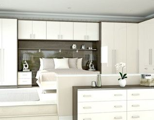 modern fitted bedrooms Google Search Bedroom Pinterest