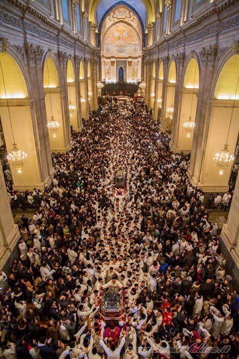 L'incredibile Festa di Sant'Agata a Catania
