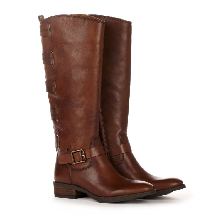 Perfect brown boot
