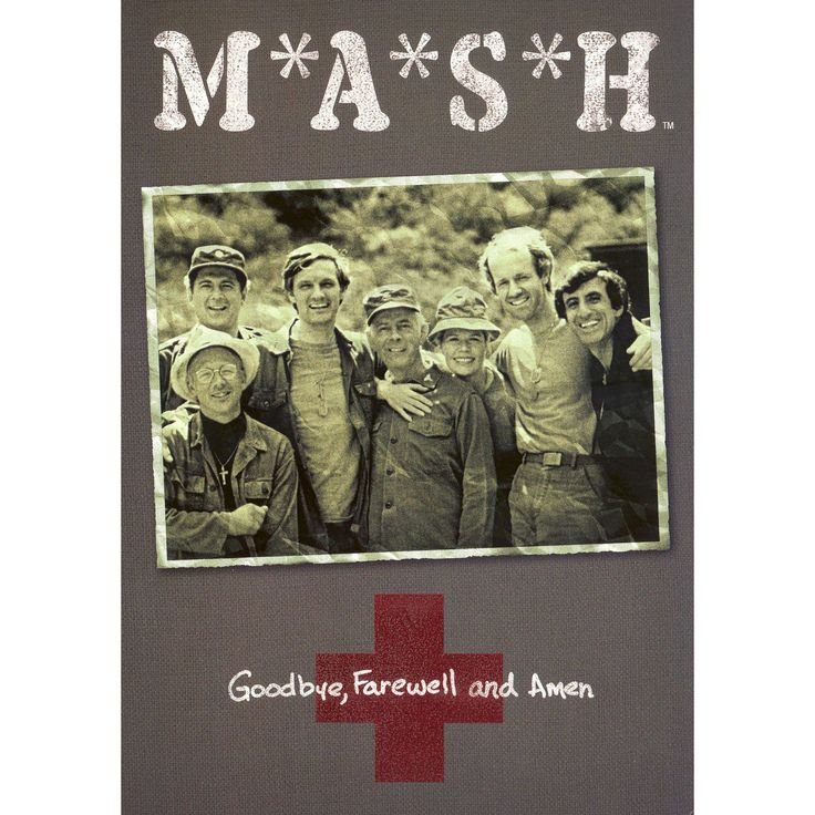 M*a*s*h: Goodbye, Farewell, And Amen (3 Discs)