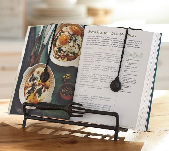 Cucina Recipe Holder | Pottery Barn - GREAT GIFT $44