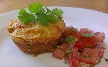 Savoury Veggie Muffins Recipe Kids Lunchbox Ideas, Vegetarian