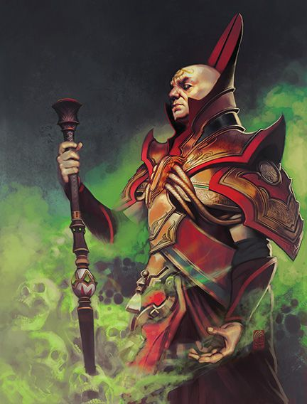 Red Wizard of Thay - Google Search