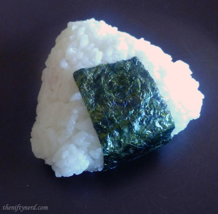 Pokemon Onigiri (aka Japanese Rice Ball) Recipe -- Find out what Ash and his friends and Team Rocket were really eating during all those episodes in this week's recipe post. Nerd food, geek cooking