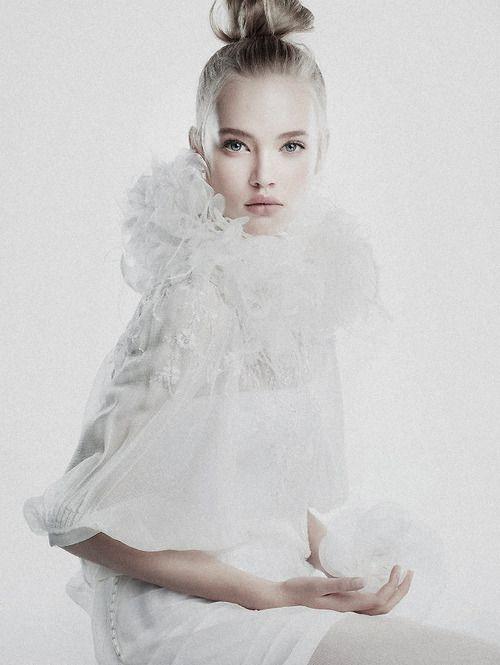 Emma Landen for Dior Snow S/S 2013