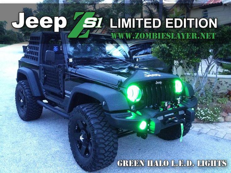 Zombie Jeep Pinterest Club Jeeps Vehicle