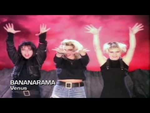 Bananarama - Venus (Video HD) I used love this