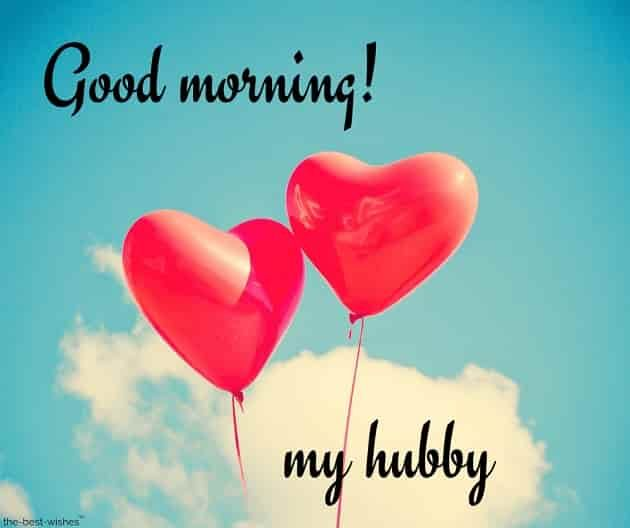 Romantic Good Morning Messages For Husband By Wishesquotes Good Morning Quotes Good Morning Love Messages Morning Quotes For Him