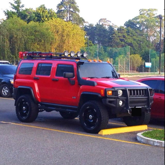 Hummer H3 can i do this to mine please??