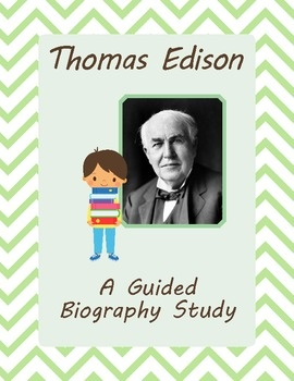 a study of the life of thomas edison Young thomas edison nps photo thomas alva edison was born on february 11, 1847 in milan, ohio the seventh and last child of samuel and nancy edison when edison was seven his family moved to port huron, michigan edison lived here until he struck out on his own at the age of sixteen edison had very little.