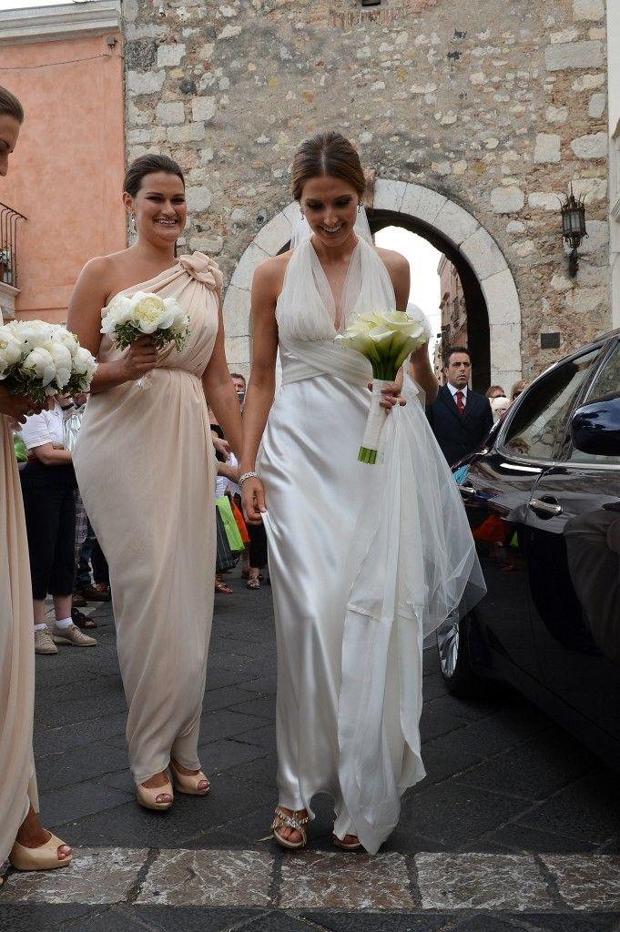 Kate Waterhouse Weds Luke Ricketson In Italy