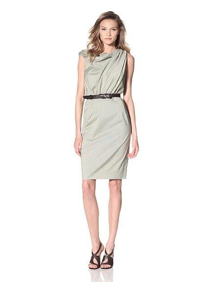 Byron Lars Women's Belted Dress with Twisted Neckline, http://www.myhabit.com/redirect/ref=qd_sw_dp_pi_li?url=http%3A%2F%2Fwww.myhabit.com%2F%3F%23page%3Dd%26dept%3Dwomen%26sale%3DA2LZ3YQJVSMBGR%26asin%3DB00AHPH4HU%26cAsin%3DB00AHPH56K