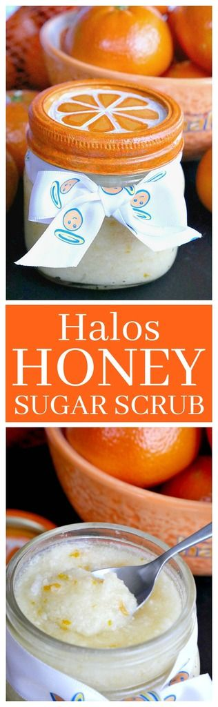 Halos Honey Sugar Scrub
