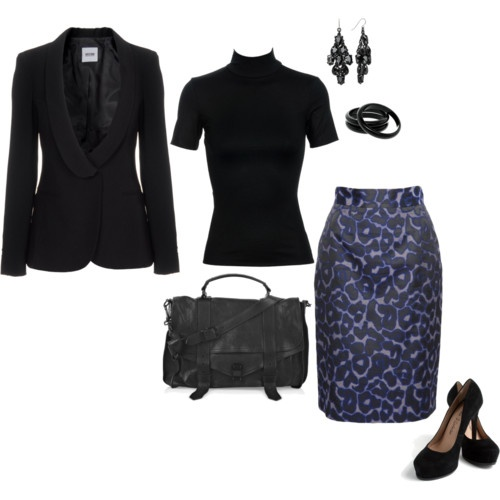 #Skirts for women against tedious at work