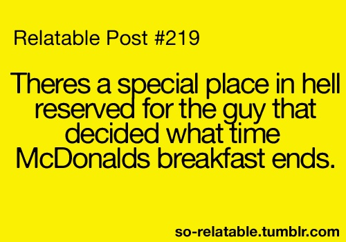 for real lol: Random Pictures, Mcdonald'S Breakfast, Funny Pictures, Relatable Posts, Funny Stuff, So True, Random Funny Pics, True Stories, Relatable Teen Quotes Funny