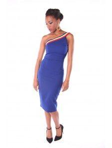 Dorothy Rainbow Wiggle Dress