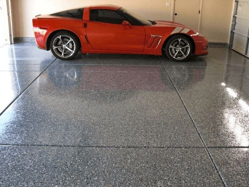 garage floor epoxy flooring cost ideas cheap uk