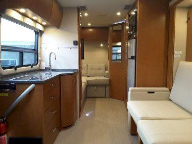 2017 Leisure Travel Vans Unity 24FX Class B RV for sale in Nokomis, FL Stock 16090