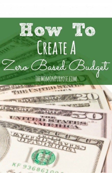 Looking to get on track with your finances? Try a zero-based budget! Find out how to make one for yourself today. Plus, a FREE printable!